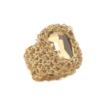 Gold crustal